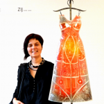 Katarzyna Karbownik is kunstenares in modern glas met oude ambachten