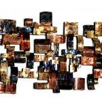 Prachtig kunstwerk voor de wand - C. Jeré by Artisan House - 320907 Reverb - BxHxD 147x71x21 cm € 1429,-