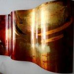 Exclusieve kunst voor de wand, herkenbaar door zijn hoogwaardige afwerking en verrassende vorm ... een van de topobjecten van Artisan House