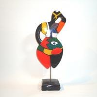 Beeldende kunst in glas - Eratini
