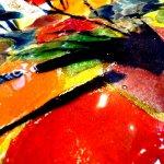 Glaskunst van Eratini ..., in prachtig gekleurd fusing glas betekent altijd weer genieten ...